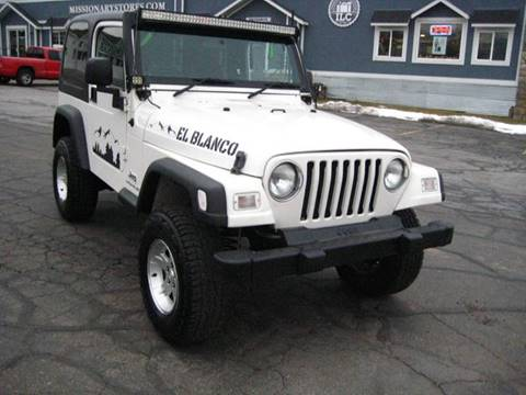2005 Jeep Wrangler Sport for sale in Bountiful, UT