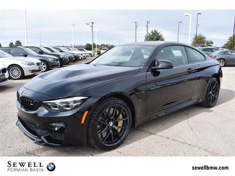 2019 BMW M4 for sale in Midland, TX