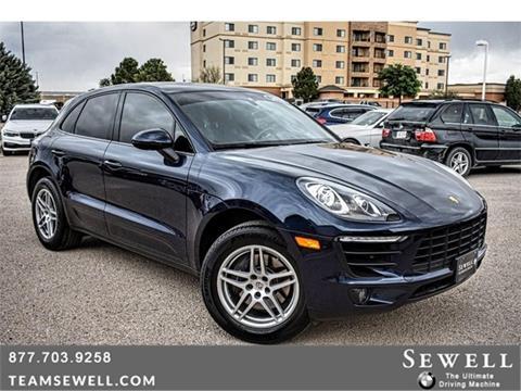 2018 Porsche Macan for sale in Midland, TX