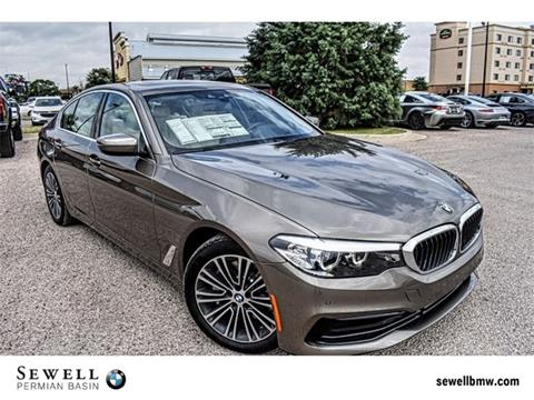 2019 BMW 5 Series for sale in Midland, TX