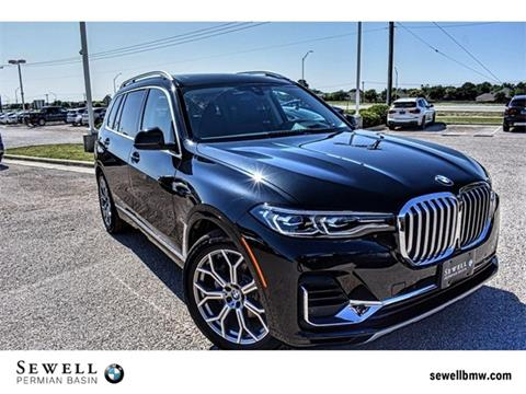 2019 BMW X7 for sale in Midland, TX