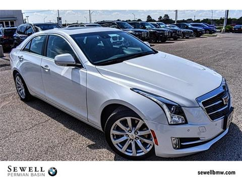 2018 Cadillac ATS for sale in Midland, TX