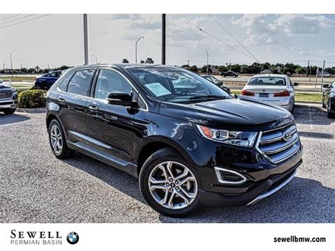 2018 Ford Edge for sale in Midland, TX