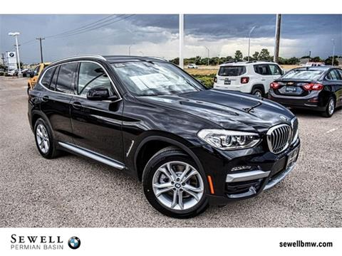 2020 BMW X3 for sale in Midland, TX