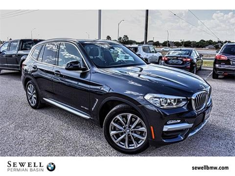 2018 BMW X3 for sale in Midland, TX