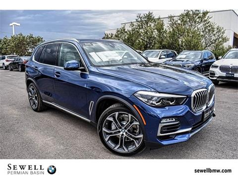 2020 BMW X5 for sale in Midland, TX