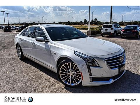 2018 Cadillac CT6 for sale in Midland, TX