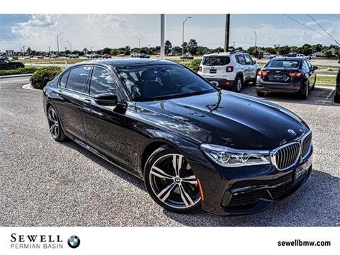 2016 BMW 7 Series for sale in Midland, TX