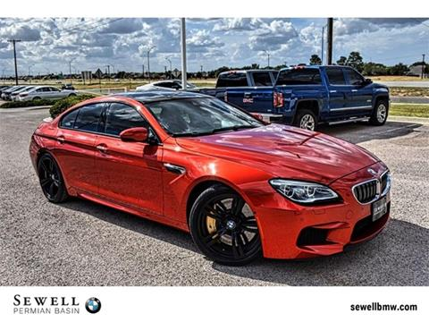 2017 BMW M6 for sale in Midland, TX