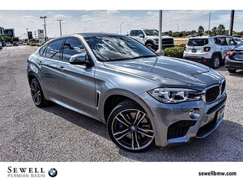 2018 BMW X6 M for sale in Midland, TX
