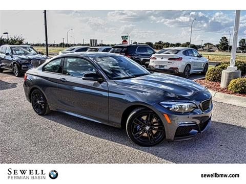 2020 BMW 2 Series for sale in Midland, TX