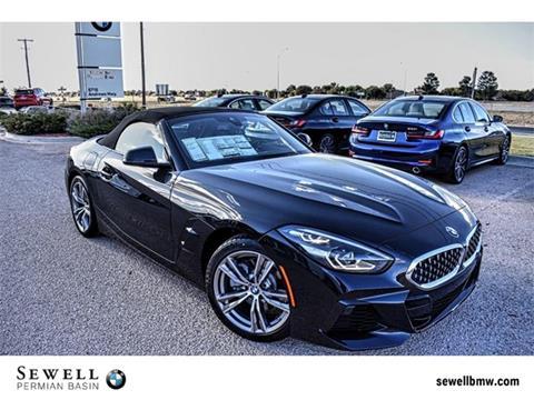 2020 BMW Z4 for sale in Midland, TX