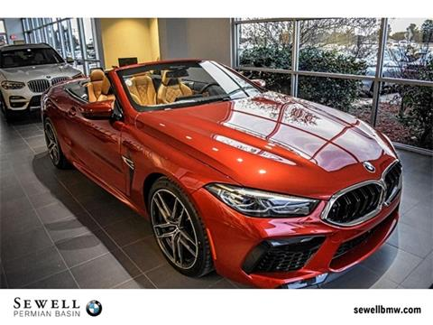 2020 BMW M8 for sale in Midland, TX