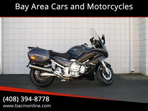2015 Yamaha FJR1300 for sale in Gilroy, CA