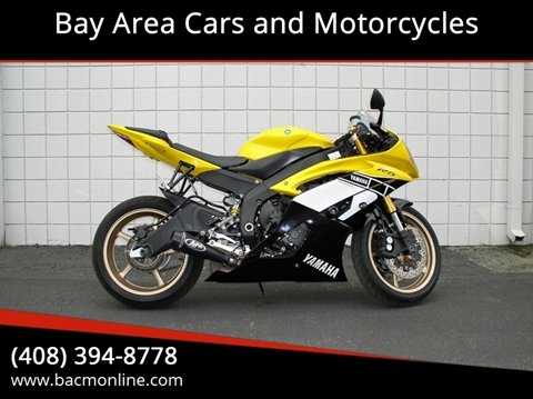 2016 Yamaha YZF-R6 for sale in Gilroy, CA
