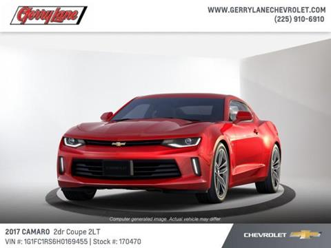 2017 Chevrolet Camaro For Sale In Louisiana Carsforsale Com 174