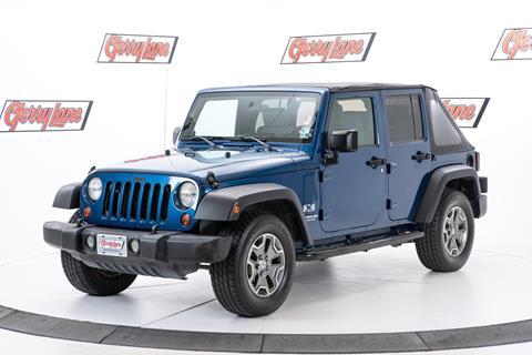 2009 Jeep Wrangler Unlimited for sale in Baton Rouge, LA