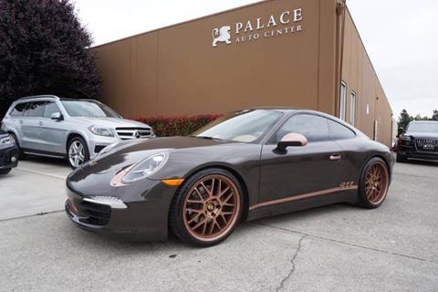 2013 Porsche 911 for sale in Pleasanton, CA