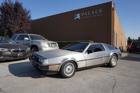 1981 DeLorean DMC-12 for sale in Pleasanton, CA