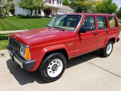 1987 Jeep Cherokee for sale in Wadsworth, OH