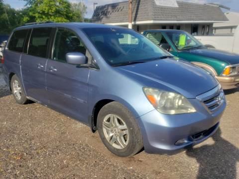 2006 Honda Odyssey for sale in Wadsworth, OH