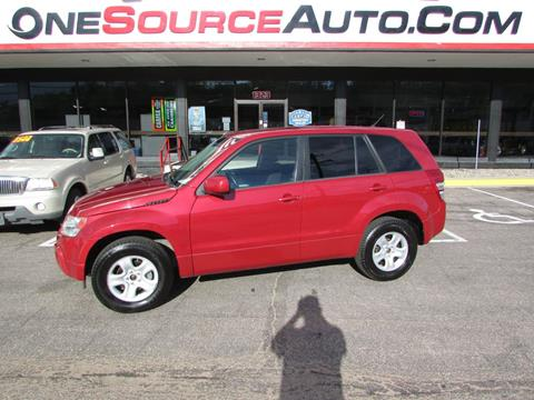 2011 Suzuki Grand Vitara for sale in Colorado Springs, CO