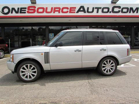 2005 Range Rover For Sale >> 2005 Land Rover Range Rover For Sale In Colorado Springs Co