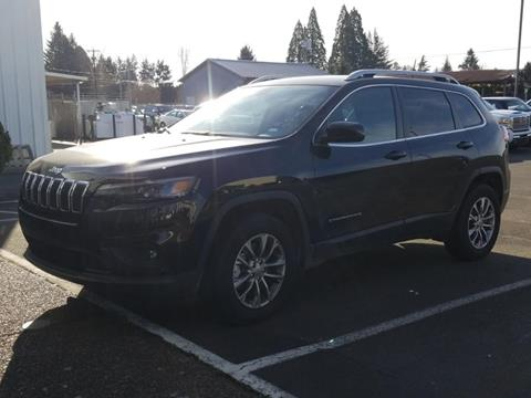 2019 Jeep Cherokee for sale in Mcminnville, OR