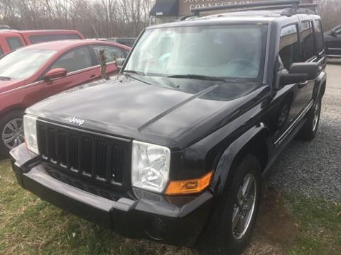 2006 Jeep Commander for sale in Harrisburg, NC