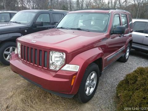 2011 Jeep Liberty for sale in Harrisburg, NC