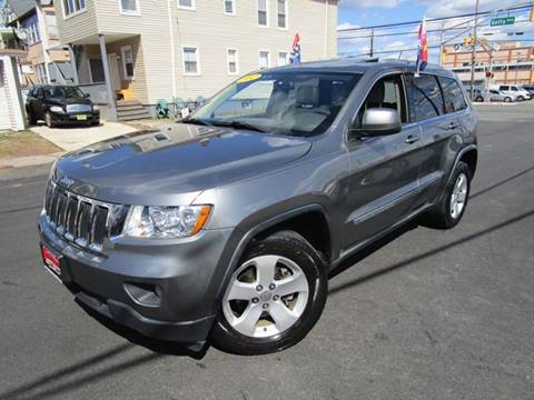 2012 Jeep Grand Cherokee for sale in Paterson, NJ