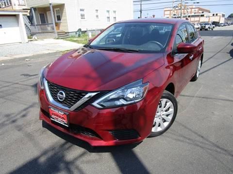 2017 Nissan Sentra for sale in Paterson, NJ
