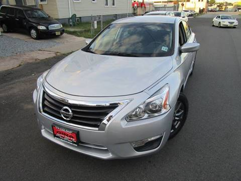 2015 Nissan Altima for sale in Paterson, NJ