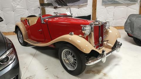 1953 MG TD for sale in Sylvania, OH