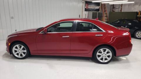 2013 Cadillac ATS 2.0T for sale at Central Classic Cars LTD in Sylvania OH