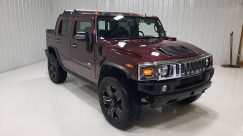 2006 HUMMER H2 SUT for sale at Central Classic Cars LTD in Sylvania OH