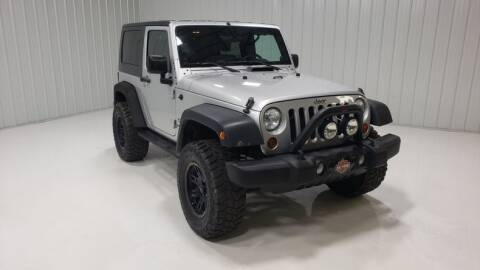 2010 Jeep Wrangler Sport for sale at Central Classic Cars LTD in Sylvania OH
