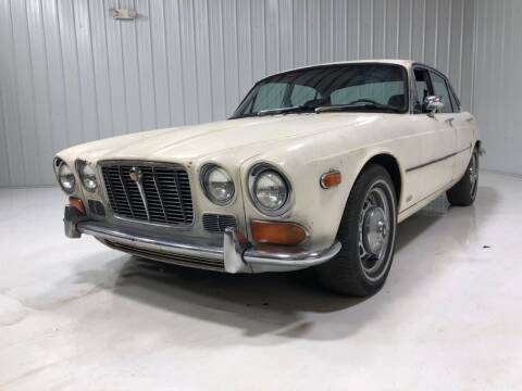 1972 Jaguar XJ for sale at Central Classic Cars LTD in Sylvania OH