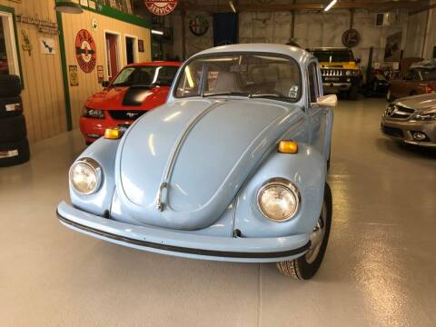 1972 Volkswagen Beetle for sale at Central Classic Cars LTD in Sylvania OH
