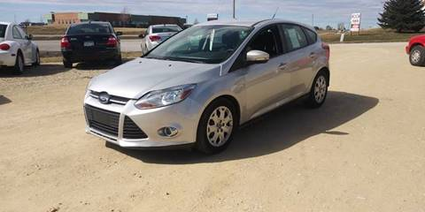 2012 Ford Focus for sale in Rochester, MN