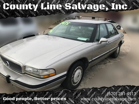 1996 Buick Lesabre >> 1996 Buick Lesabre For Sale In Coffeyville Ks