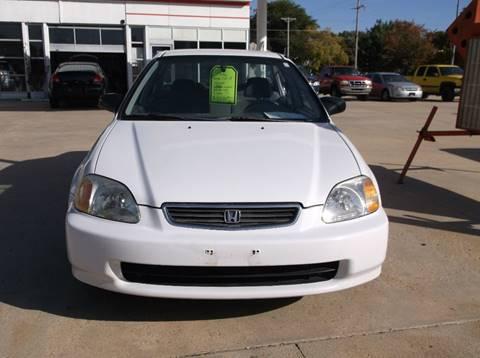 1996 Honda Civic for sale in Beatrice, NE