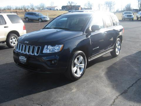 2013 Jeep Compass for sale in Hamilton, OH