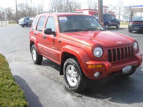 2002 Jeep Liberty for sale in Hamilton, OH