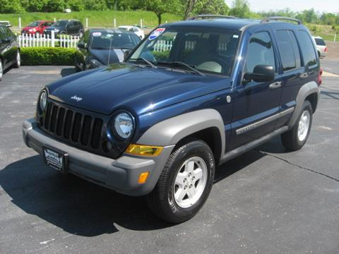 2006 Jeep Liberty for sale in Hamilton, OH