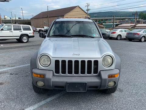2002 Jeep Liberty for sale in Steelton, PA