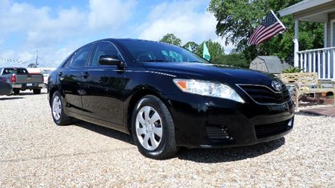 2010 Toyota Camry for sale in Long Beach, MS