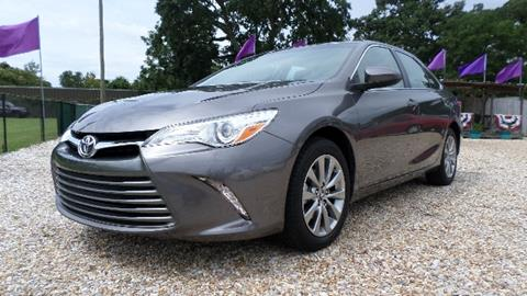 2017 Toyota Camry for sale in Long Beach, MS