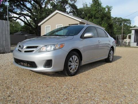 2011 Toyota Corolla for sale in Long Beach, MS
