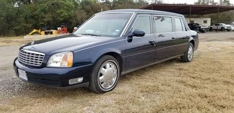 2001 Cadillac Deville Professional for sale in Katy, TX